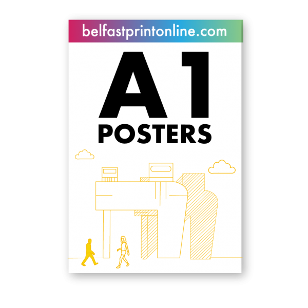Belfast Print Online A1 Posters Large Format