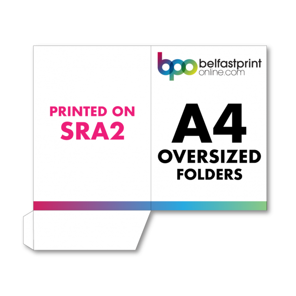 A4 Oversized Folders