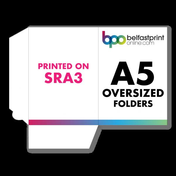 A5 Oversized Folders