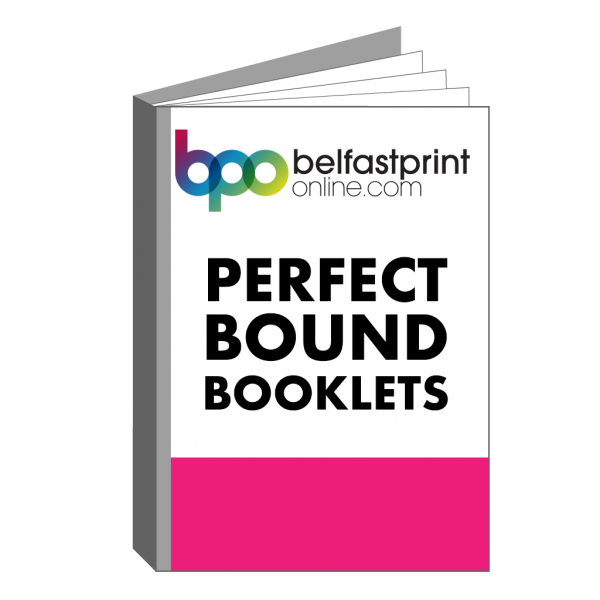 Belfast Print Online - Perfect Bound Booklets