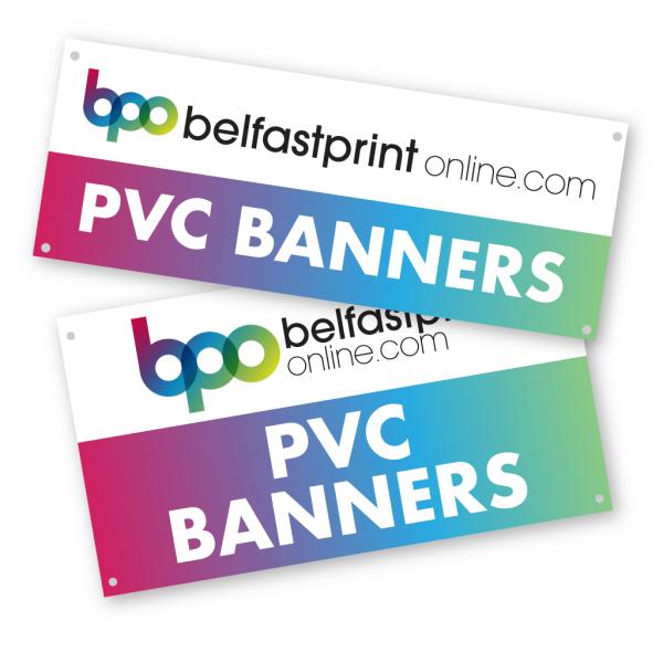 Belfast Print Online - PVC Banners