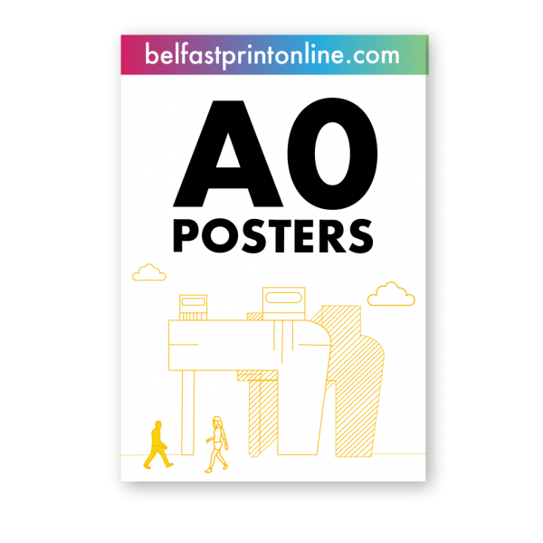 Belfast Print Online - A0 Posters Large Format - Printers Belfast