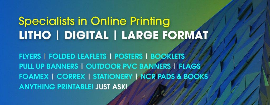 Printers Belfast - Belfast Printers - Business Cards - Belfast Print Online