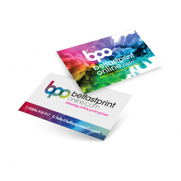 Uncoated Business Cards - Belfast Print Online